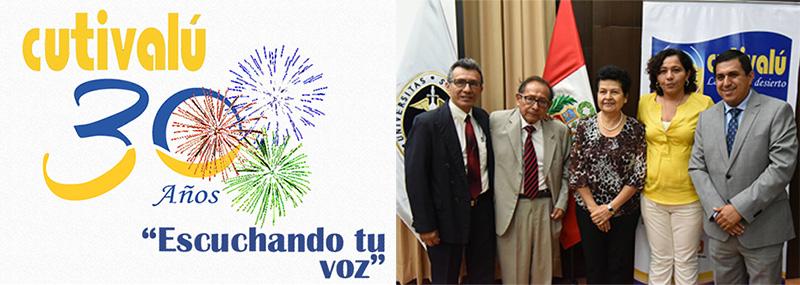 30º Aniversario de Radio Cutivalú