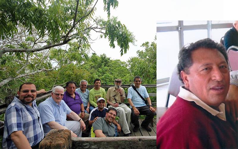 50 años en la Compañía del Hno. Víctor Vásquez SJ