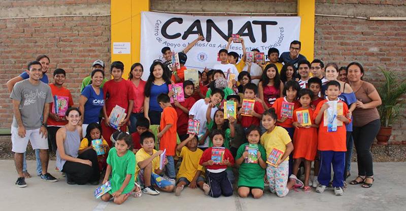 Programa Lecto-Escritura en CANAT