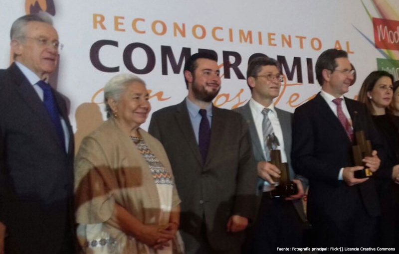 México: Reconocimiento el Centro Prodh