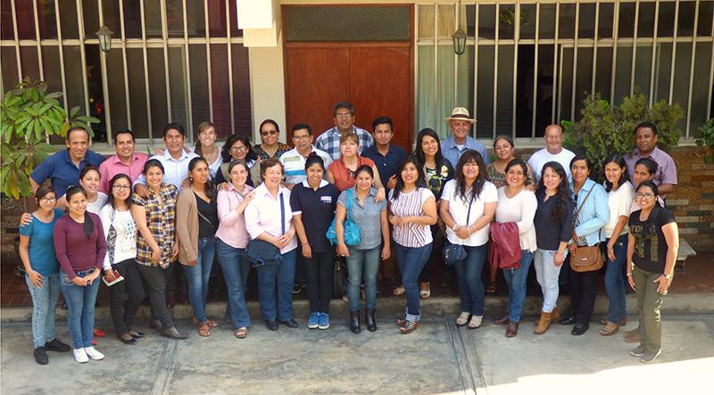 Reunión de Directores y Coordinador de Programas Sociales