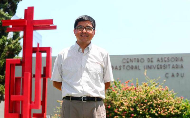 P. Juan Bytton SJ nuevo Capellán de PUCP