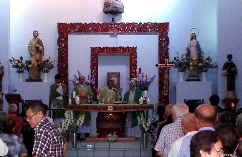 Entrega de Parroquia Jesús de Nazaret de Trujillo