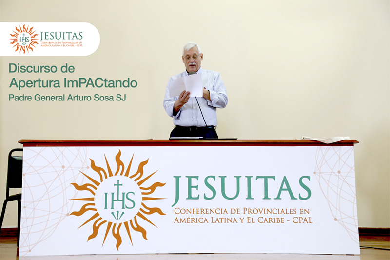 P. Arturo Sosa SJ habla sobre el horizonte de la misión para América Latina