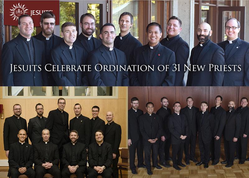 Conferencia Jesuita de Canadá y EE. UU celebra la ordenación de 31 sacerdotes