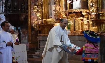Cusco: Inauguración de las celebraciones por los 450 años de los jesuitas en el Perú
