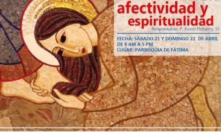 Curso: Afectividad y Espiritualidad