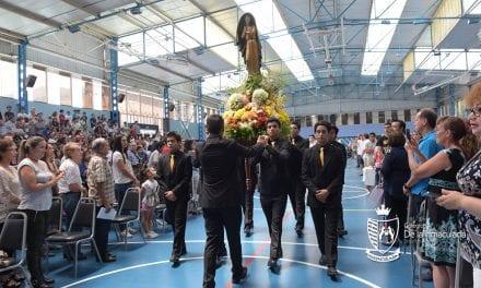 Misa por los 140 años del Colegio de la Inmaculada