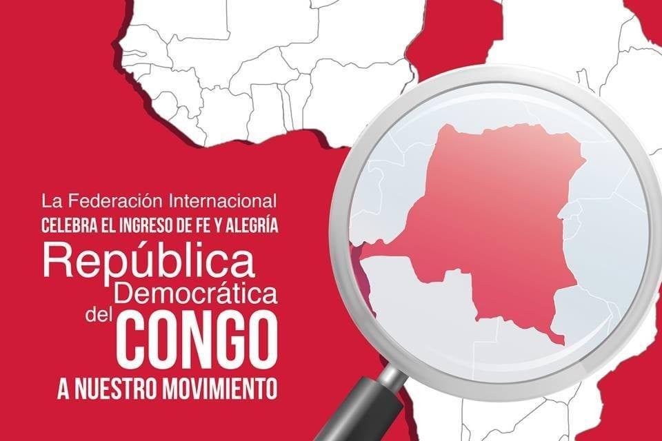 Fe y Alegría RD Congo ya es parte de la Federación Internacional de Fe y Alegría