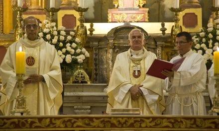 Misa Central por los 450 años de los jesuitas en el Perú