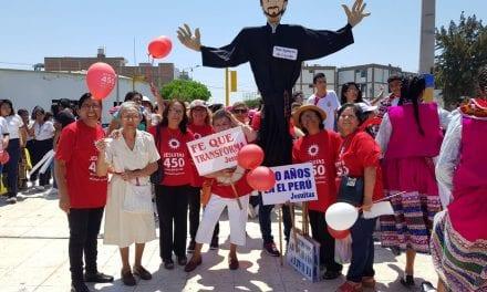 Plataformas Apostólicas Regionales inauguraron las celebraciones por el aniversario 450