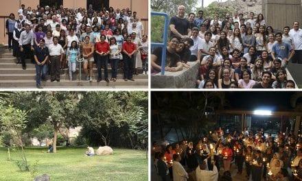 175 laicos y religiosos vivieron Ejercicios Espirituales en Semana Santa