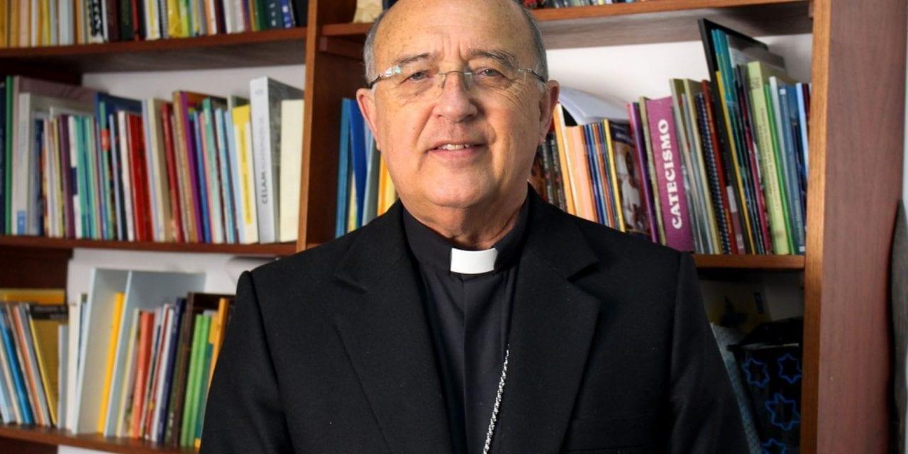 Mons. Pedro Barreto SJ es designado nuevo Cardenal del Perú