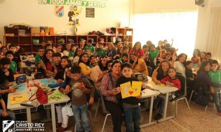 Colegios jesuitas celebraron el Día de la Madre