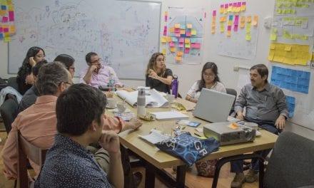 "ODP organizó el taller ""Design Thinking para proyectos sociales"""