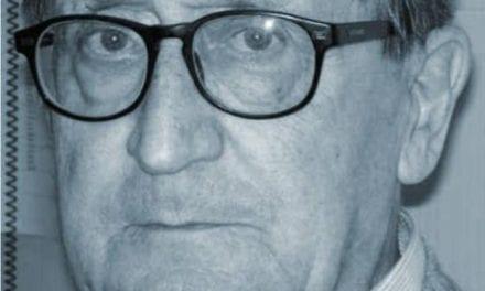 Muere P. Ramiro Reig, el jesuita experto en el mundo obrero y el capitalismo (Por El País de España)
