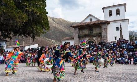 Andahuaylillas se prepara para la Fiesta de San Pedro