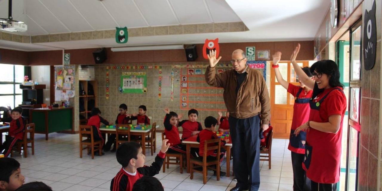 P. Provincial en Arequipa