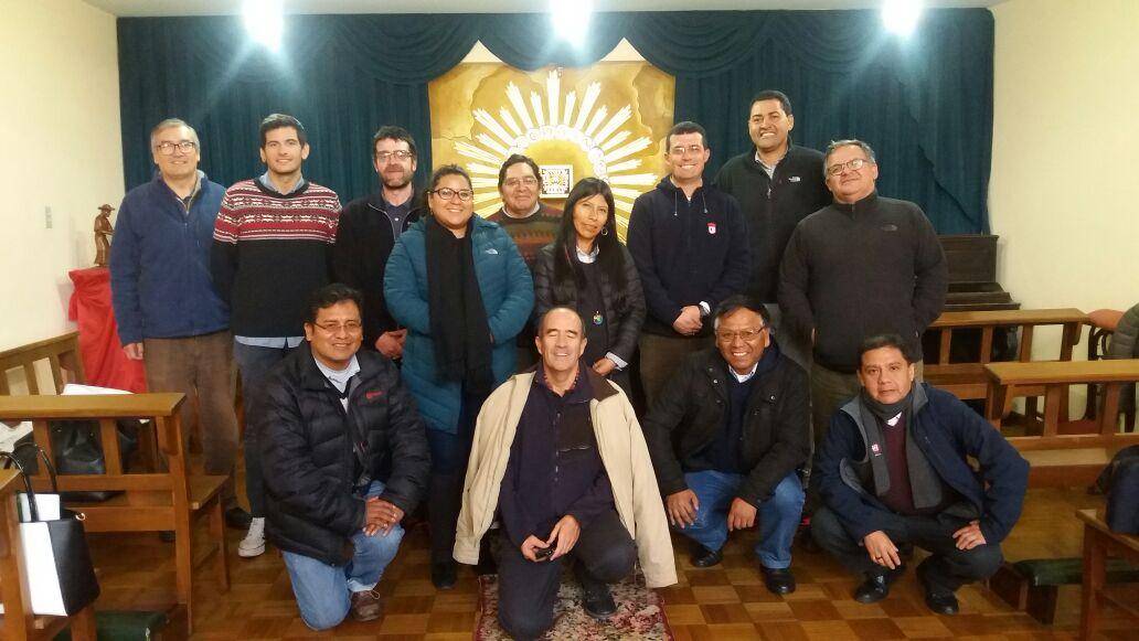 Asamblea anual de la Misión Triple Frontera