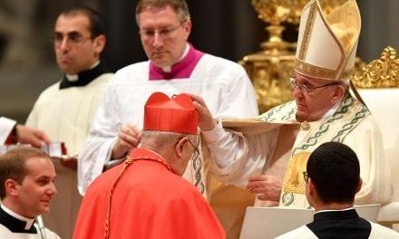 Mons. Pedro Barreto SJ: Creación cardenalicia en Roma