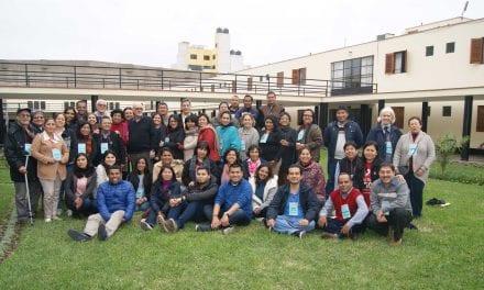 """""""Colaboración en el corazón de la misión"""": Encuentro Nacional"""