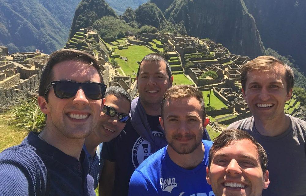 Novicios de la UMI visitaron el Perú