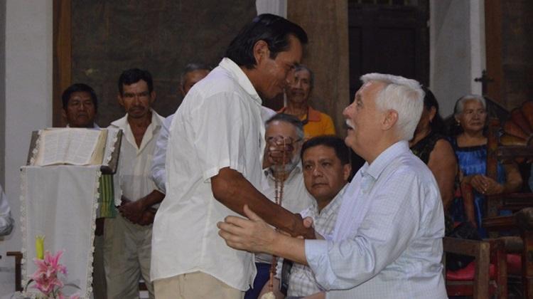 P. General culminó su visita a Bolivia