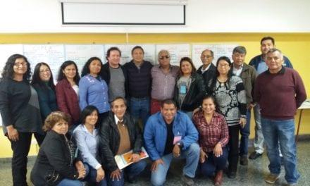 Centros sociales participaron de Taller sobre Recursos Humanos