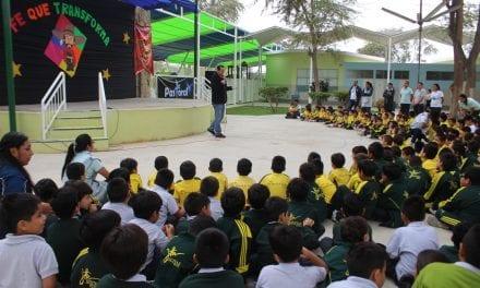 Colegio San Ignacio de Loyola vivió la Semana Jesuita 2018