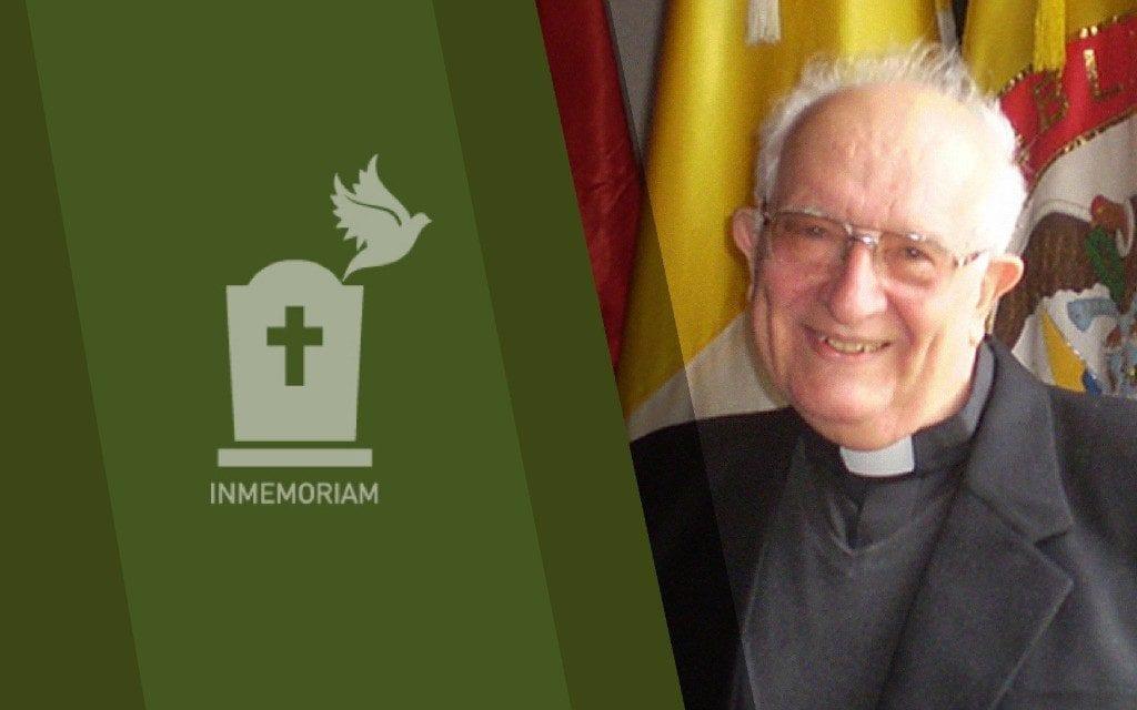 Falleció el P. Ricardo Antoncich, SJ