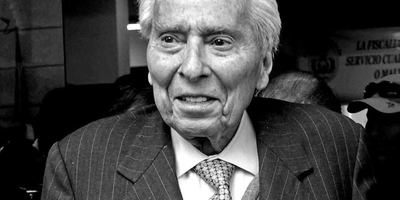 Bolivia: Falleció el P. José Gramunt SJ, fundador de la ANF