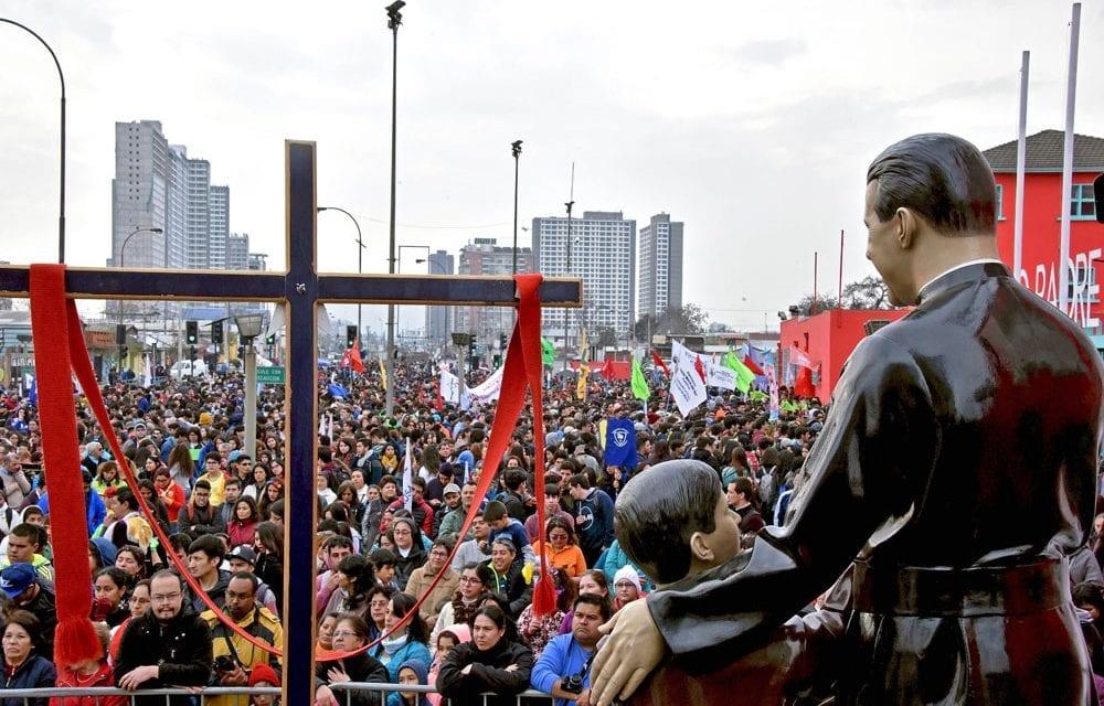 Chile: Actividades en el Santuario del Padre Hurtado por el Día de la Solidaridad