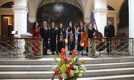 Sexteto de Cámara Cantábile ofreció concierto a beneficio en San Pedro