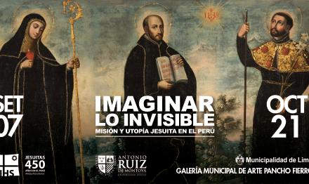 """Muestra de arte jesuita """"Imaginar lo invisible"""""""