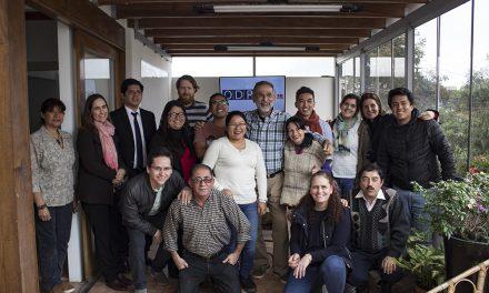 P. Jorge Serrano SJ visitó el Perú