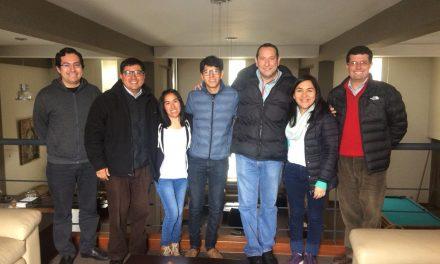 Reunión de la Comisión de Pastoral Juvenil y Vocacional