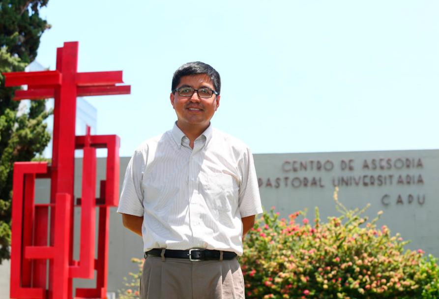 P. Juan Bytton SJ participará del Sínodo sobre Jóvenes