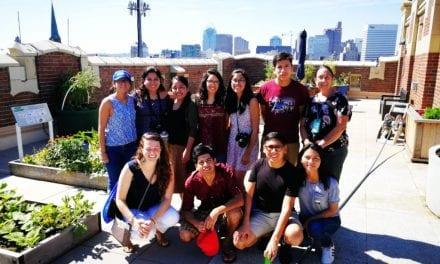 Estudiantes de la UARM viajaron a EE.UU. para participar en proyectos de gestión ambiental