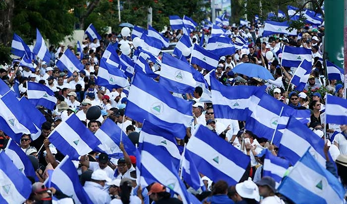 Jesuitas de EE.UU. y Canadá se solidarizan con el pueblo nicaragüense