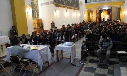 """Conferencia """"Arquitectura de los jesuitas. Educación y evangelización en Iberoamérica"""""""