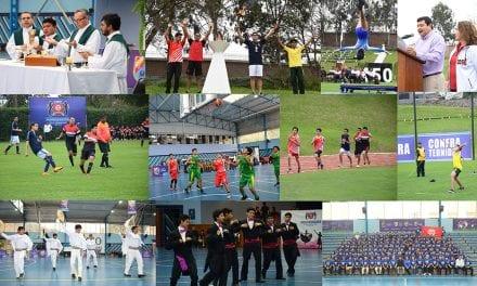 Se celebraron los III Juegos Interjesuíticos