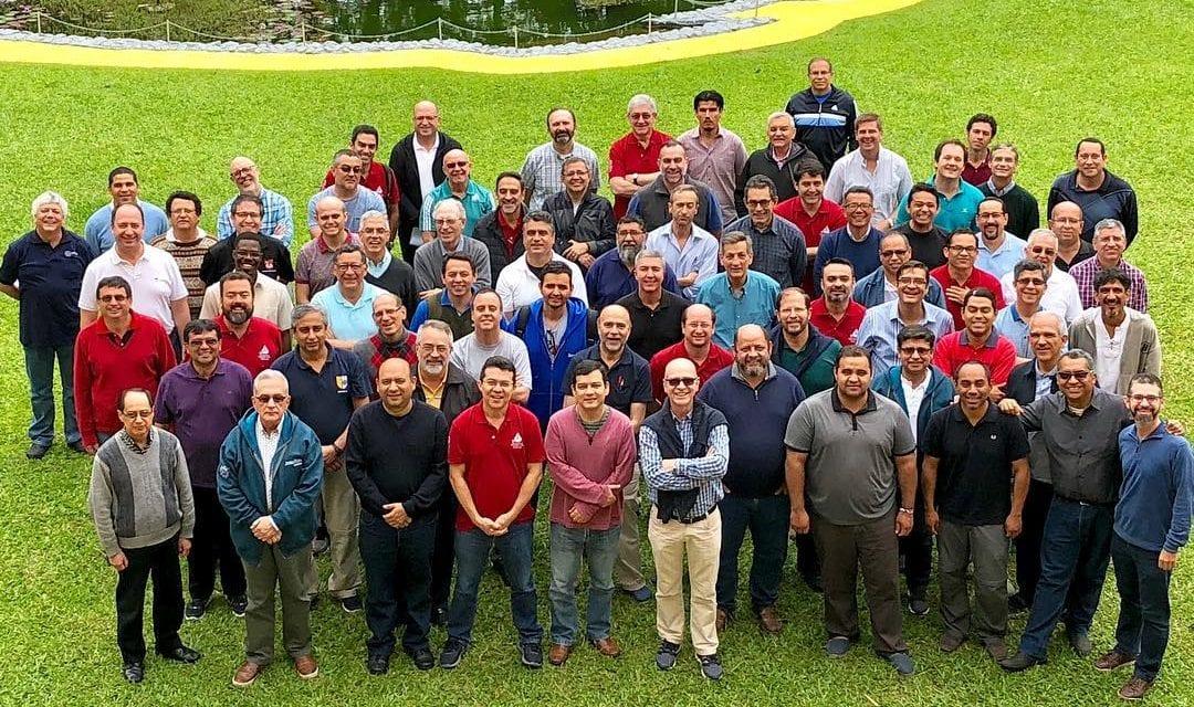 Formadores jesuitas de América Latina se reunieron en Brasil