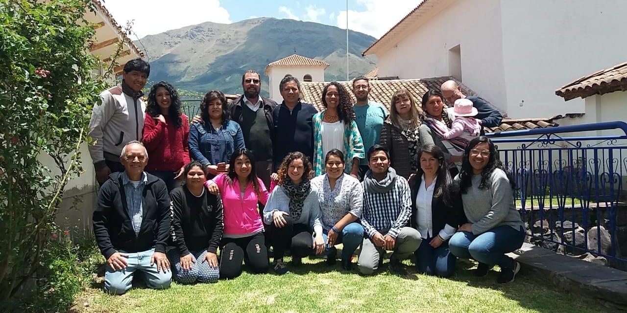 Encuentro de directores y coordinadores de Encuentros SJS