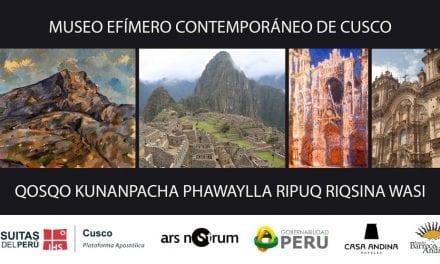"""Exposición """"Museo Efímero Contemporáneo del Cusco"""""""