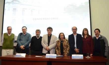 """CONSIGNA organizó el Conversatorio """"Corrupción y Educación"""""""