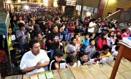 Festival Parroquial en El Agustino