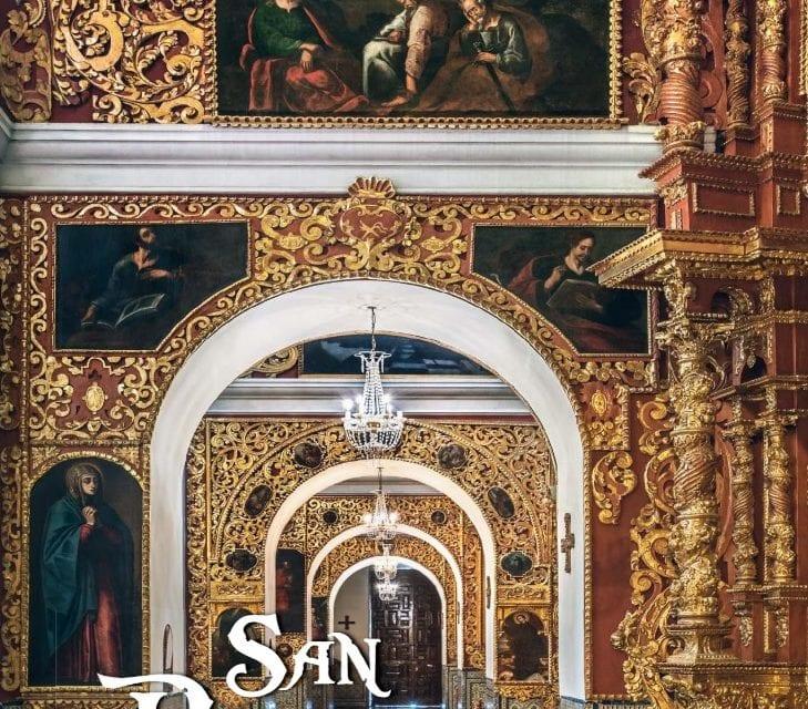 BCP publicó libro sobre la Iglesia San Pedro de Lima