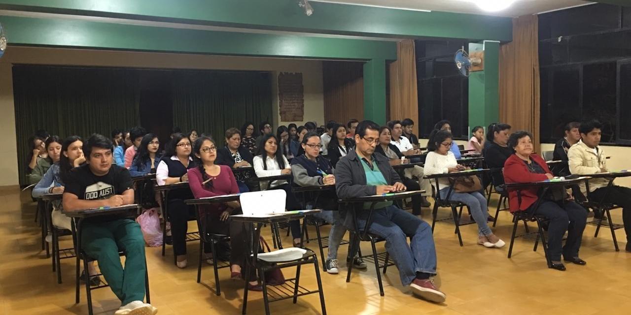Plataforma Chiclayo: Taller de Inducción en Espiritualidad Ignaciana
