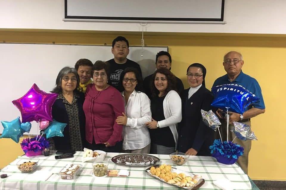 Concluye Diploma de acompañamiento espiritual