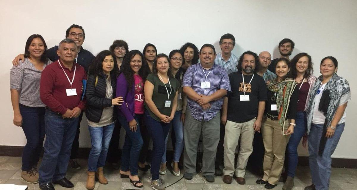 Encuentro del Grupo de Homólogos de Microfinanzas de la RCS CPAL